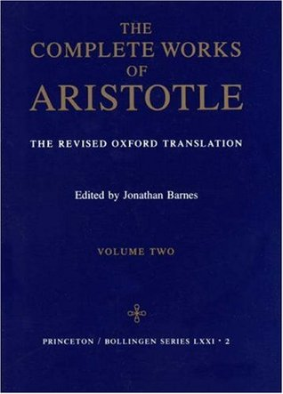 The Complete Works by Aristotle