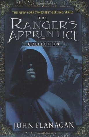 The Ranger's Apprentice Collection Books 1-3 Box Set by John Flanagan