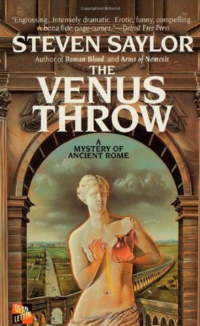 The Venus Throw (Roma Sub Rosa, #4)