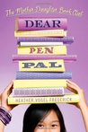 Dear Pen Pal (The Mother-Daughter Book Club, #3)