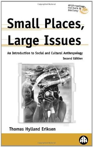 Small Places, Large Issues by Thomas Hylland Eriksen