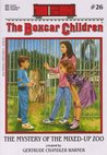 The Mystery of the Mixed-Up Zoo (The Boxcar Children, #26)