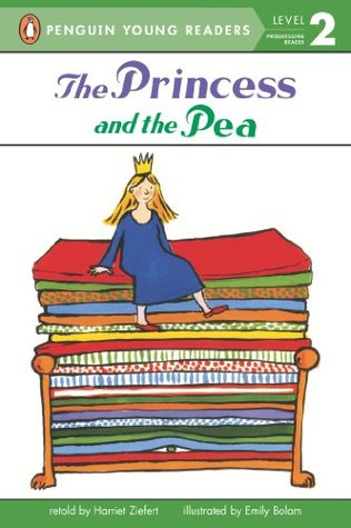 The Princess and the Pea by Harriet Ziefert