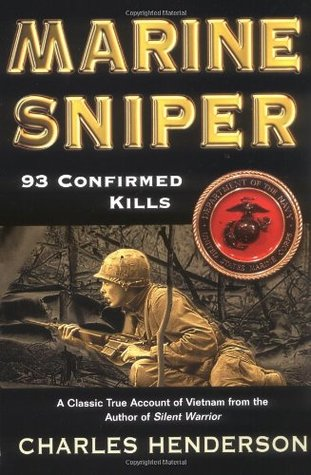 Marine Sniper by Charles W. Henderson