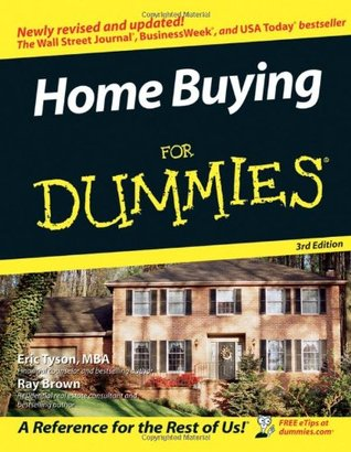 Home Buying for Dummies by Eric Tyson