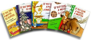 If You Take a Mouse Five-Book Set by Laura Joffe Numeroff