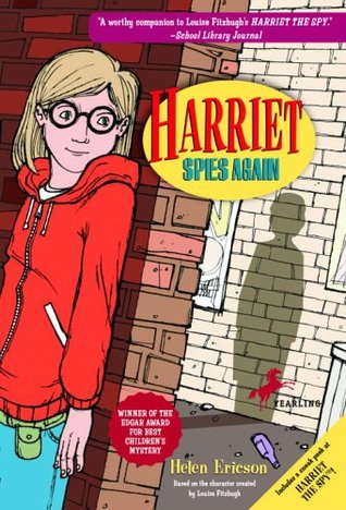 Harriet Spies Again by Helen Ericson