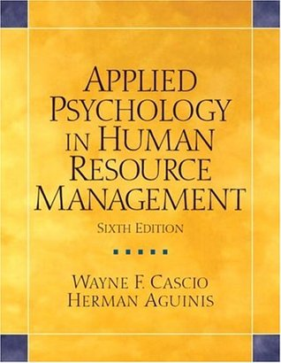 Applied hrm research