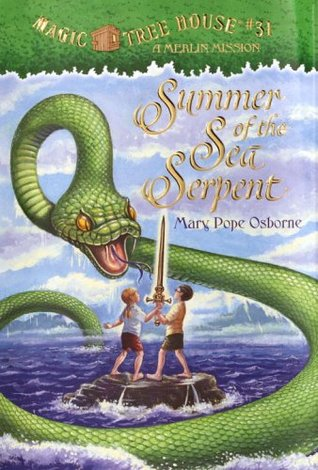 Summer of the Sea Serpent (Magic Tree House, #31)