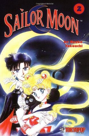 Sailor Moon, Vol. 02 by Naoko Takeuchi