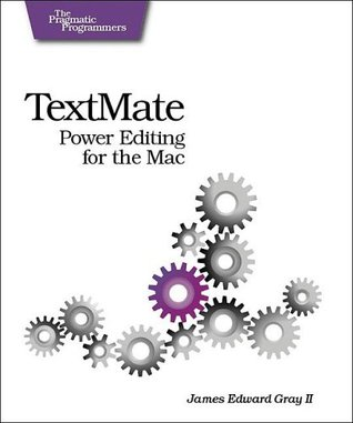 TextMate by James Edward Gray II