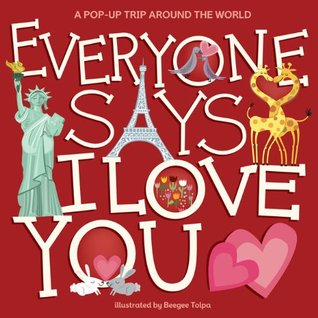 Everyone Says I Love You by Beegee Tolpa
