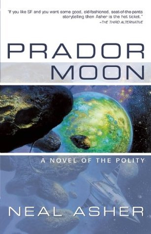 Prador Moon by Neal Asher