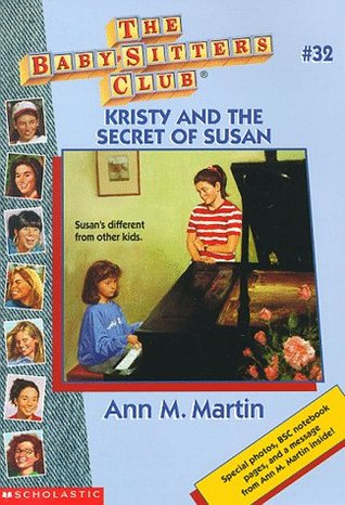 Kristy and the Secret of Susan by Ann M. Martin