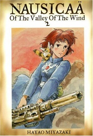 Nausicaä of the Valley of the Wind, Vol. 2 by Hayao Miyazaki