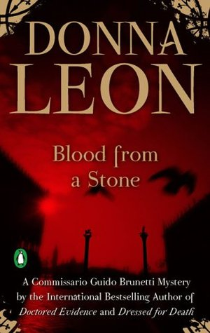 Blood from a Stone by Donna Leon