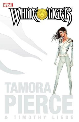 White Tiger by Tamora Pierce