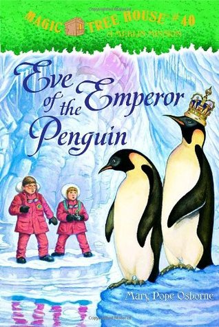 book report the emperor penguin magic tree house