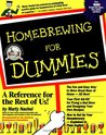 Homebrewing For Dummies (For Dummies (Lifestyles Paperback))