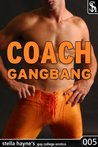 Coach Gangbang (MMMM/m Gay First Time, College Erotica)