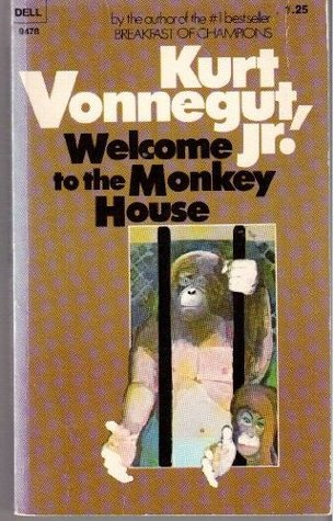 Welcome to the Monkey House (Dell #9478)