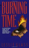 Burning Time (April Woo, #1)