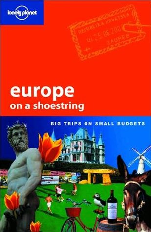 Europe on a Shoestring by Sarah Johnstone