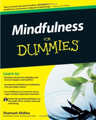 Mindfulness for Dummies [with Audio CD] by Shamash Alidina