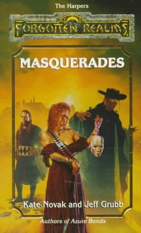 Masquerades by Kate Novak