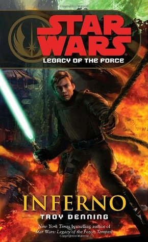 Free download online Inferno (Star Wars: Legacy of the Force #6) by Troy Denning PDF