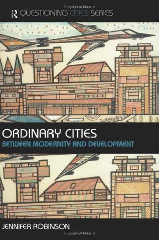 Ordinary Cities by Jenny Robinson