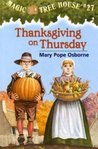 Thanksgiving on Thursday (Magic Tree House, #27)