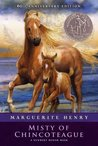 Misty of Chincoteague (Misty, #1)