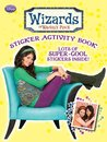 Wizards of Waverly Place Sticker Activity Book