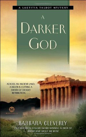 A Darker God (Laetitia Talbot, #3)