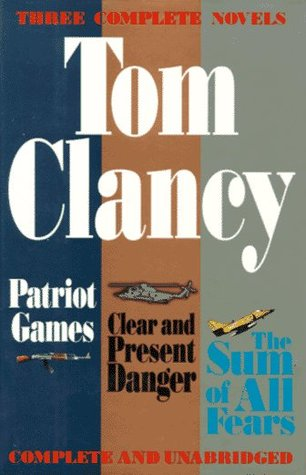 Clancy by Tom Clancy