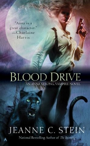 Blood Drive by Jeanne C. Stein