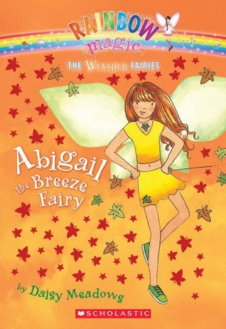 Abigail The Breeze Fairy by Daisy Meadows