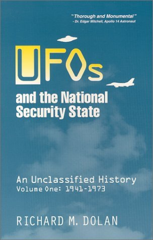 UFOs and the National Security State 1