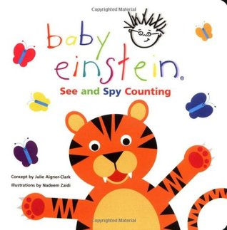 See And Spy Counting by Julie Aigner-Clark