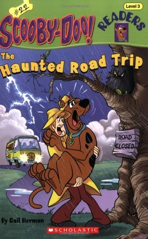 The Haunted Road Trip by Gail Herman