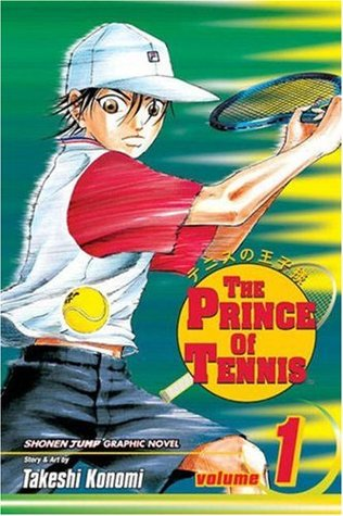 The Prince of Tennis, Volume 1 by Takeshi Konomi