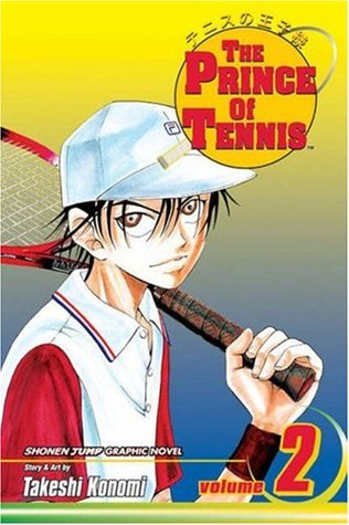 The Prince of Tennis, Volume 2 by Takeshi Konomi