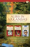 Alibis in Arkansas (Sleuthing Sisters Mystery #1-3)