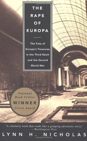 The Rape of Europa by Lynn H. Nicholas