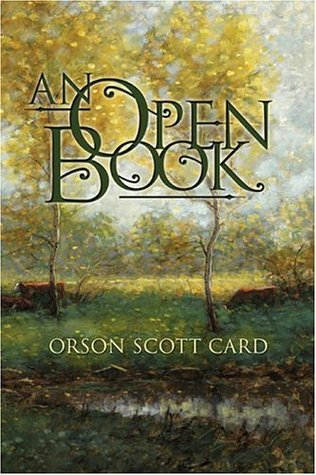 An Open Book by Orson Scott Card
