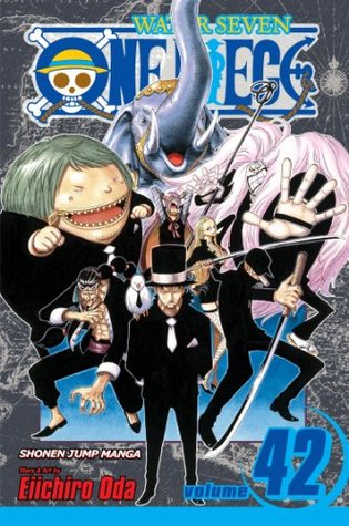 One Piece, Volume 42: Pirates vs. CP9 (One Piece, #42)