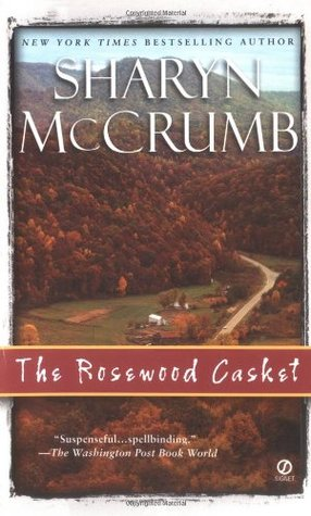 The Rosewood Casket -  by Sharyn McCrumb