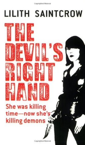 The Devil's Right Hand (Dante Valentine, #3)