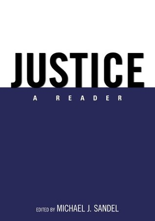 Free download Justice: A Reader CHM by Michael J. Sandel